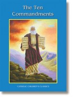 The Ten Commandments Book