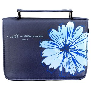 Bible Bag Blue