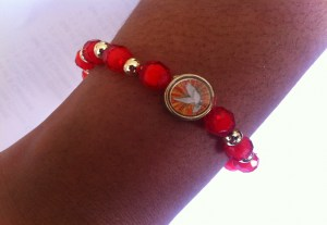 Confirmation Holy Spirit Bracelet