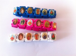 Kiddies Saints Bracelets