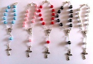 Vehicle Rosaries
