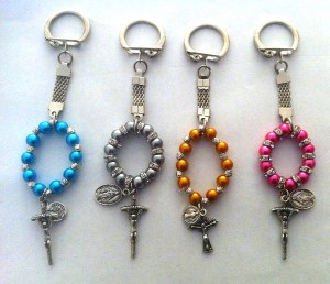 Keyring 1 Decade Rosaries
